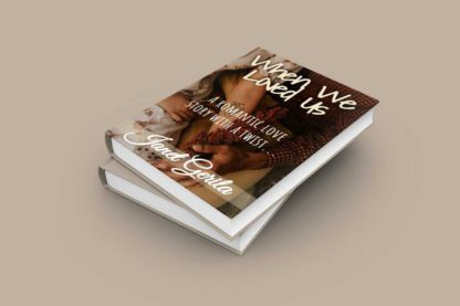 Romantic Love Story Book Cover Template