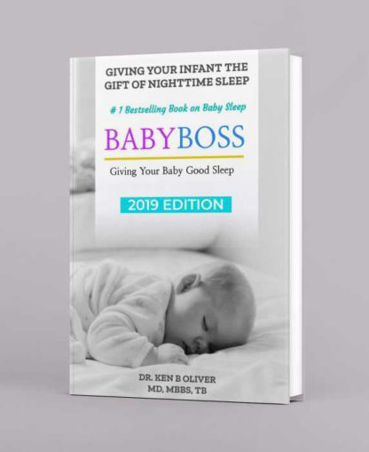 Baby Sleeping Book Cover Maker