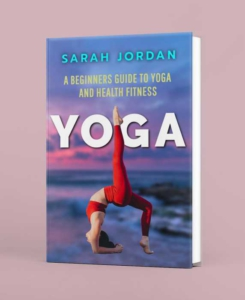 Yoga and Fitness eBook Cover Template