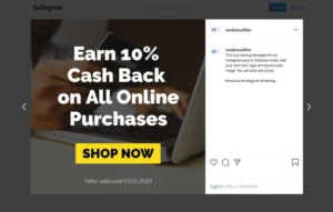 Free Discount Offer Instagram Post Template