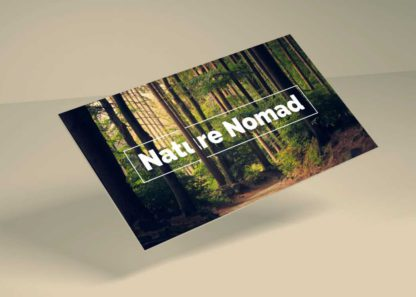 Nature Youtube Channel Art Template