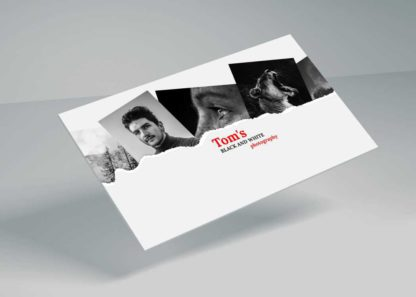 Photography Youtube Channel Art Template