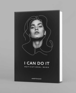 Cover for a Motivational Book
