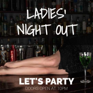 Ladies Night Out Instagram Post Template