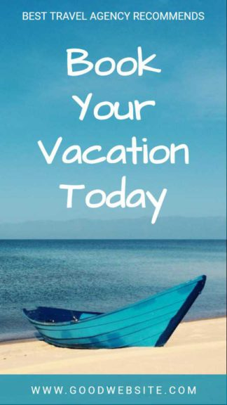 Vacation Beach Instagram Story Maker