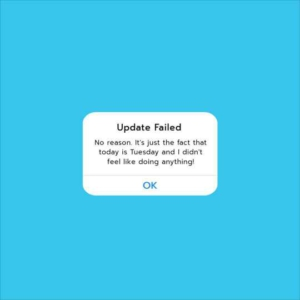 Creative Error Message Instagram Post Maker