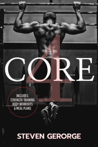 Core Gym Training Book Cover Maker