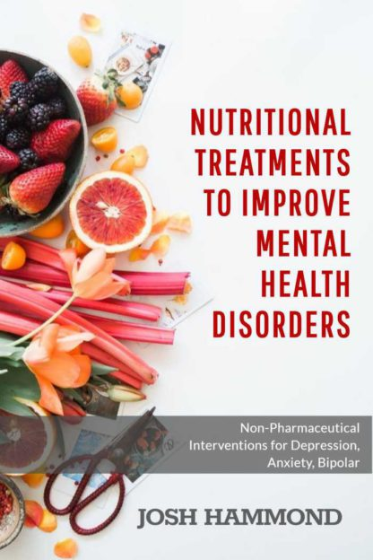 Nutritional Treatment Book Cover Template