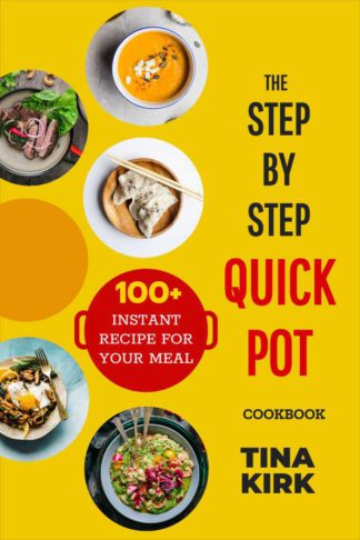Quick Cookbook Book Cover Template