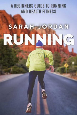 Running and Fitness Book Cover Template