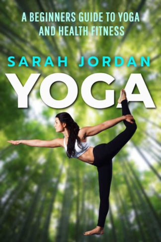 Yoga and Health Book Cover Template