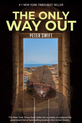 The Only Way Out Book Cover Template