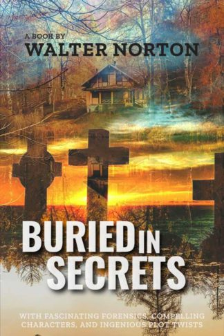 Buried in Secrets Book Cover Template