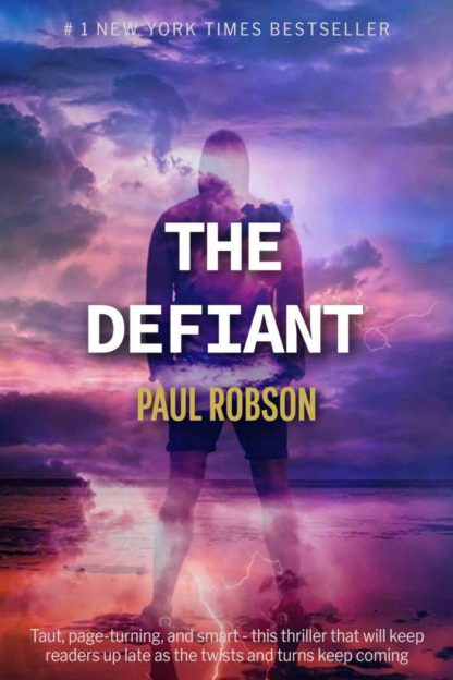The Defiant Man eBook Cover Template