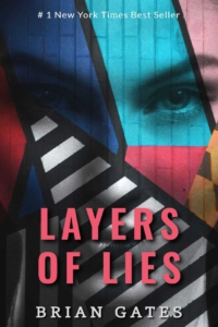 Layers of Lies Book Cover Maker