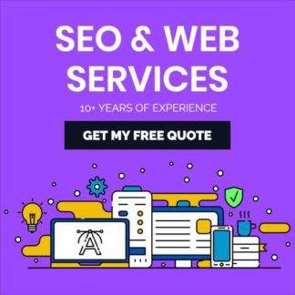 Free SEO Web Services Banner Maker