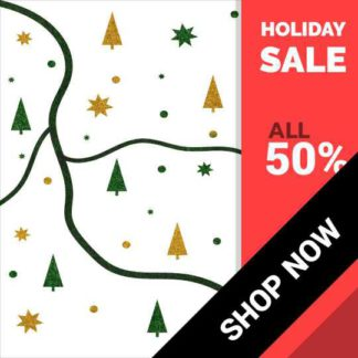 Holiday Sale Christmas Instagram Post