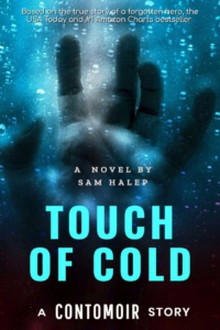 Cold Hand Horror Novel eBook Cover Template