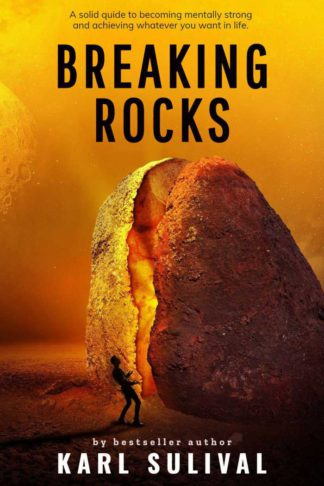 Break Rocks eBook Cover Template