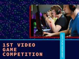 Game Competition Facebook Post Template