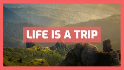 Travel and Adventure Youtube Channel Art