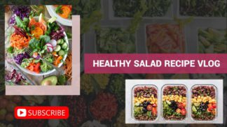 Healthy Food Youtube Channel Art