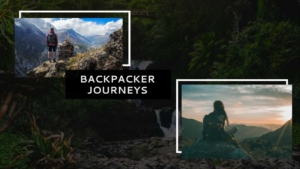 Travel and Backpacking Youtube Channel Art
