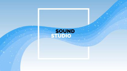 Sound Music Youtube Channel Art Template