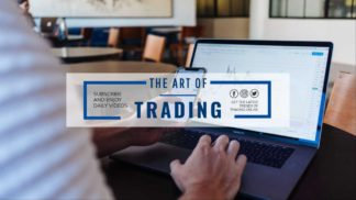 Online Trading Youtube Cover Maker