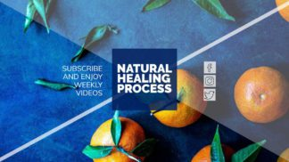 Natural Healing Youtube Banner Template