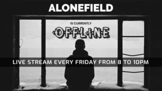 Dark Themed Twitch Offline Banner