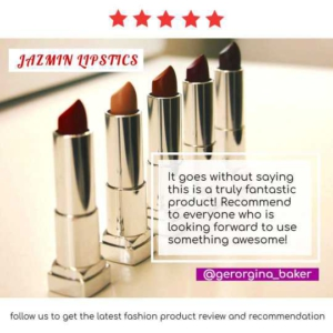 Positive Makeup Product Review Template