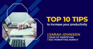 Article Promotion LinkedIn Post Template