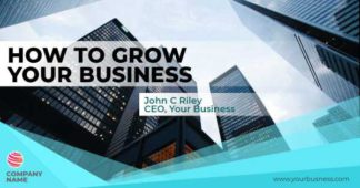 Grow Business LinkedIn Post