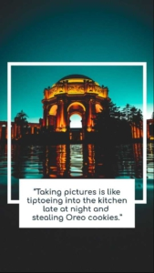 Photography Instagram Story Template