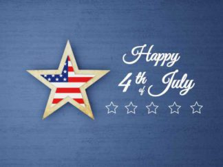 4th of July Greetings Facebook Post