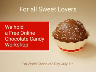 Workshop on Chocolate Day Facebook Post
