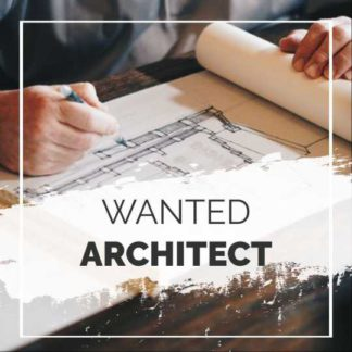 Wanted Architect Instagram Post