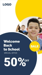 Special Sale for School Items