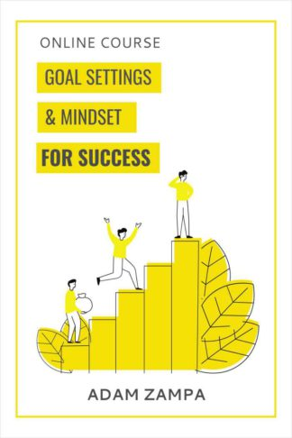 Success and Goals Book Cover Design