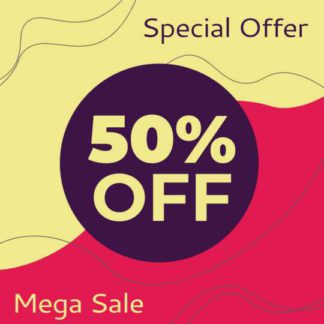 Special Discount Offer Instagram Template