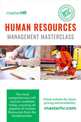 Human Resource Course Book Design