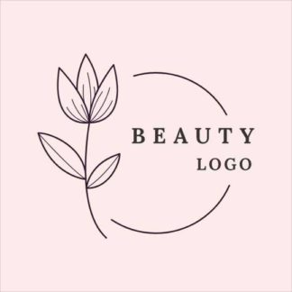 Beauty and Flower Logo Template