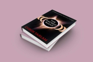 Moon Cycles Book Cover Template