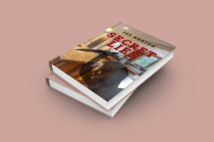 Relationship Mystery eBook Cover Template