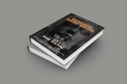 Horror and Mystery eBook Cover Template