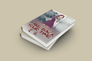 Mystery and Romance Book Cover Template