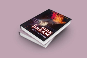 Mystery Thriller Book Cover Template