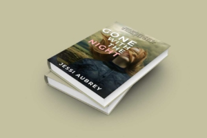 Gone Night Mystery eBook Cover Template
