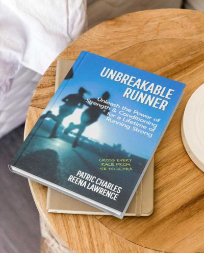 Running and Fitness eBook Cover Template